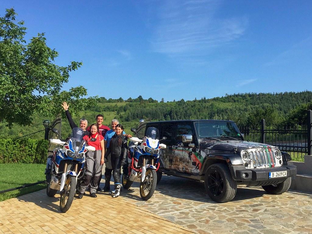 Rosetta Moto Tours