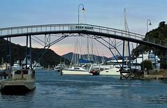 Picton Harbour Bridge & Sunset