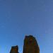 Stars over Roque Nublo