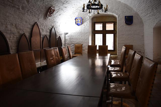 knight room