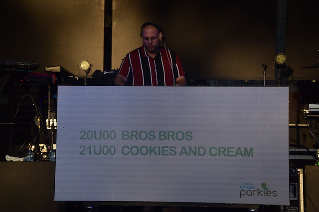 Engie Parkies met Cookies And Cream (CC Tuinen Scharpoord, Knokke-Heist) 05/08/2019