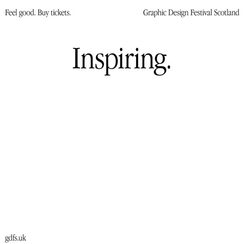Graphic Design Festival Scotland_2019