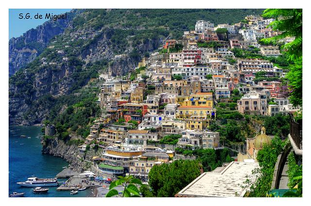 Positano 1 (Costa Amalfitana Italia)
