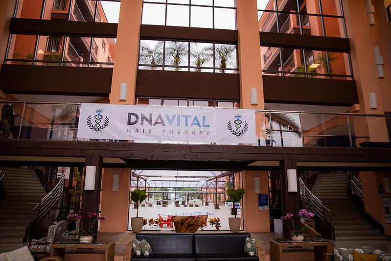Segunda-feira - 22/07 - Curso de Terapia Capilar DNA Vital