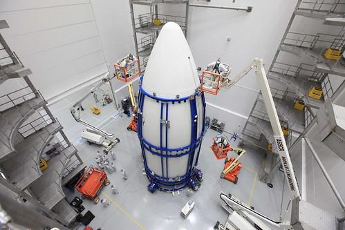Encapsulation: Atlas V AEHF-5