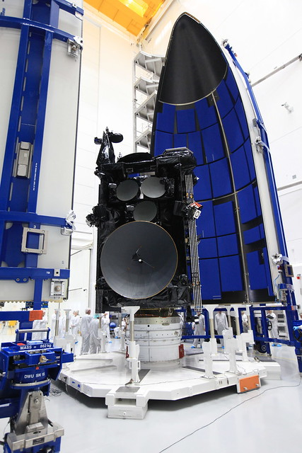 Encapsulation: Atlas V AEHF-5