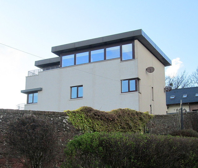 Moderne House, Arbroath