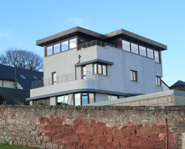 Arbroath Art Deco/Moderne House