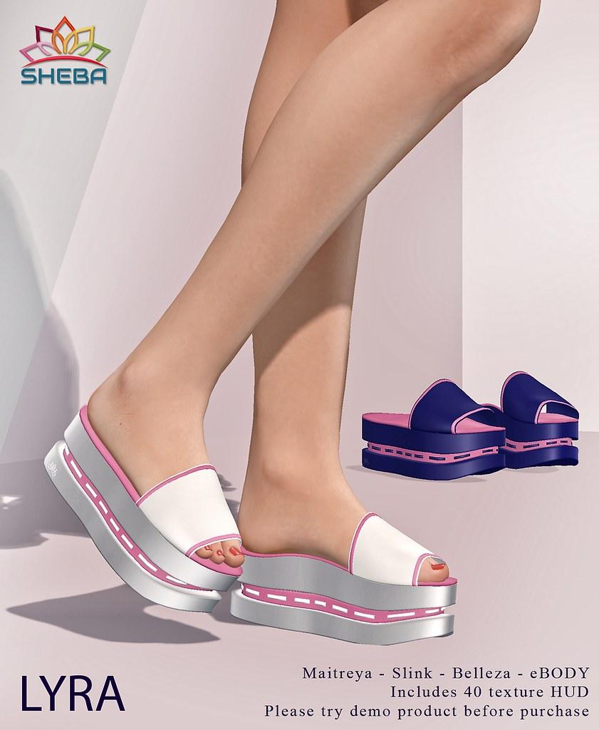 Sheba Lyra Slides - TeleportHub.com Live!