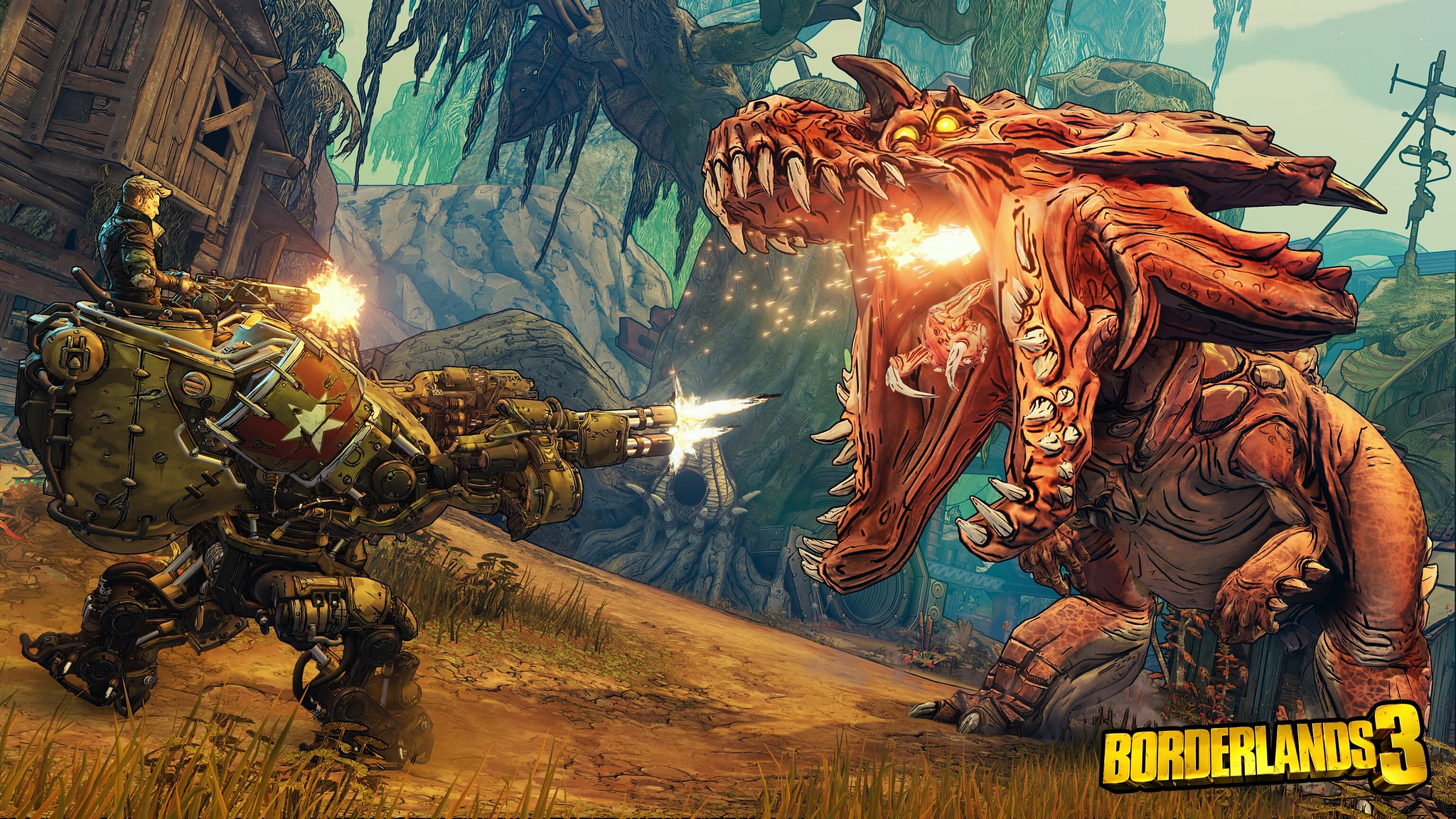Behind the Scenes: How Gearbox Built Borderlands 3 for PS4