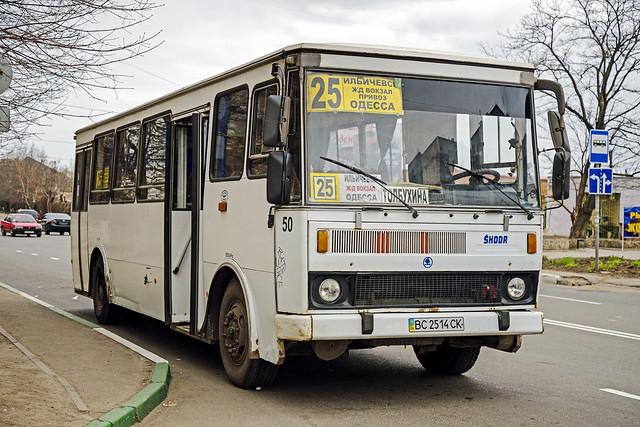 Asia-9.5 bus