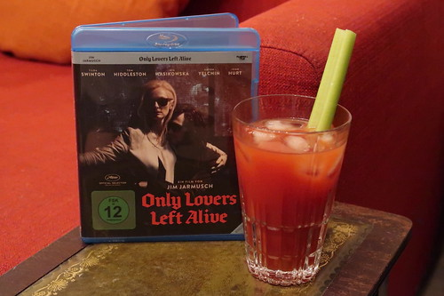 """""""Bloody Mary"""" zum Film """"Only Lovers left Alive"""""""