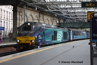 68016 arrives at Edinburgh Waverley, 12/7/19 | by hurricanemk1c