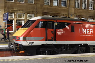 91106 at Edinburgh Waverley, 12/7/19 | by hurricanemk1c