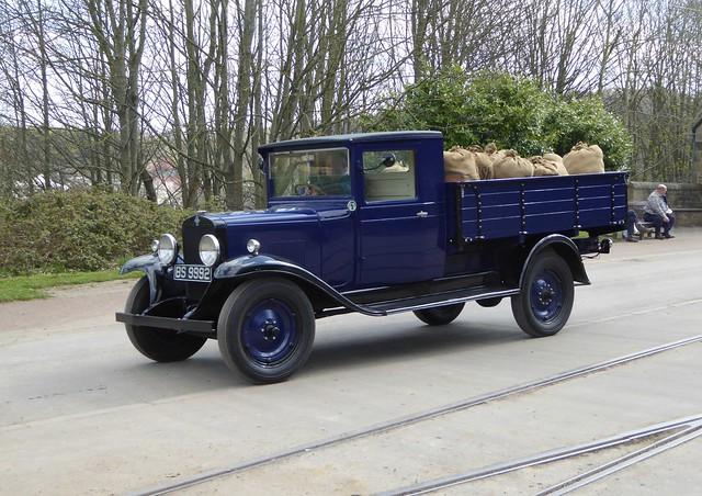 1929 Chevrolet LQ Truck