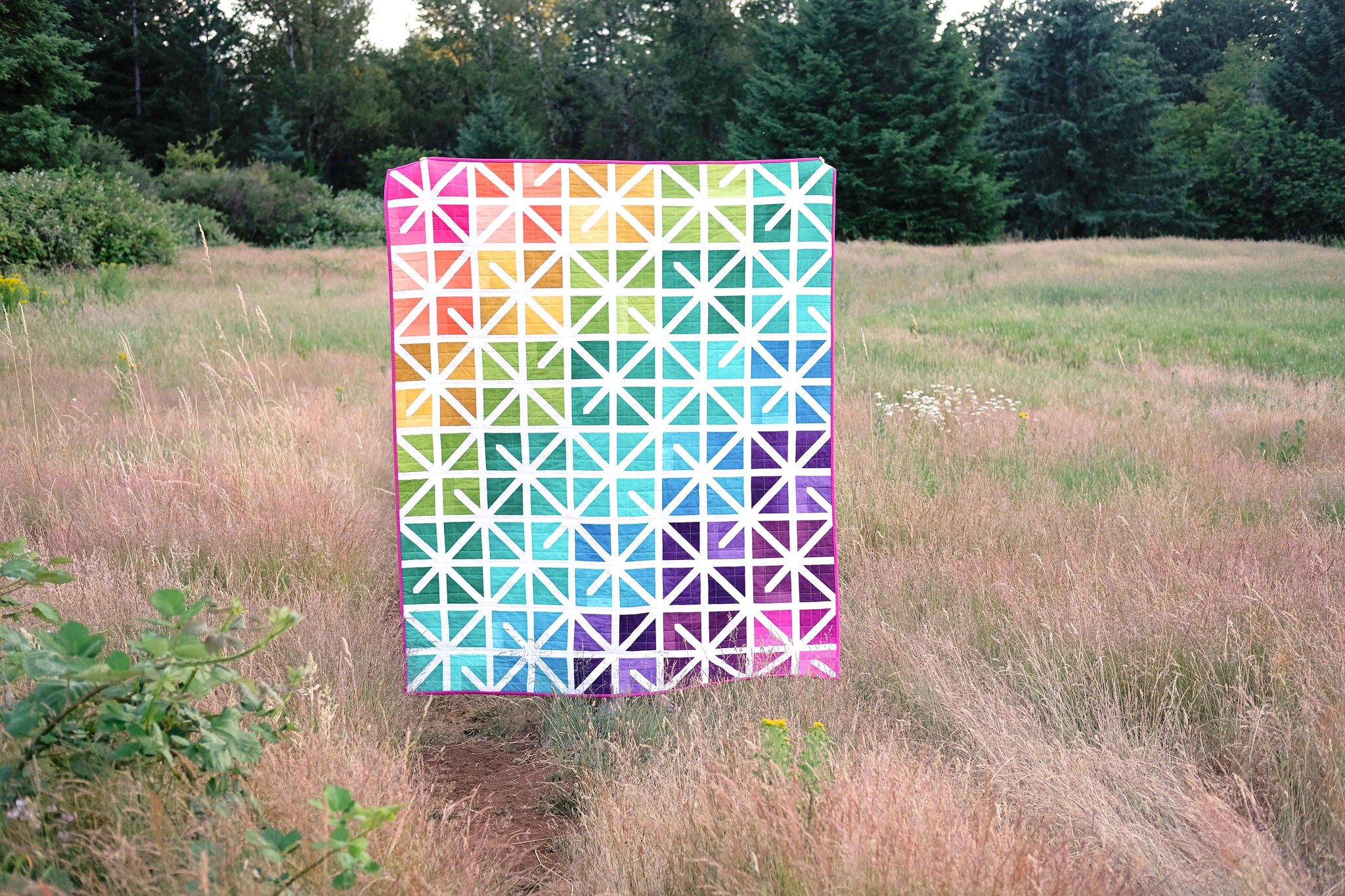 The Zola Quilt Pattern - Kitchen Table Quilting