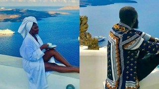 Greece tour of Salma Mumin led to the irritating allegations