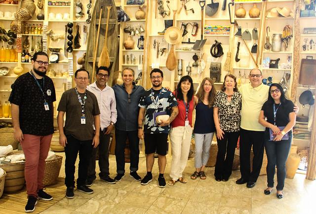 Atividades Visita ao Museu da Cidade de Manaus