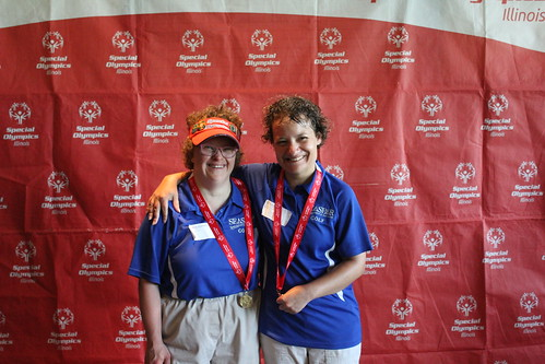 Special Olympics Illinois Golf Regional Qualifier 2019