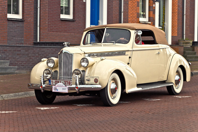 Packard 110 Convertible 1940 (8344)