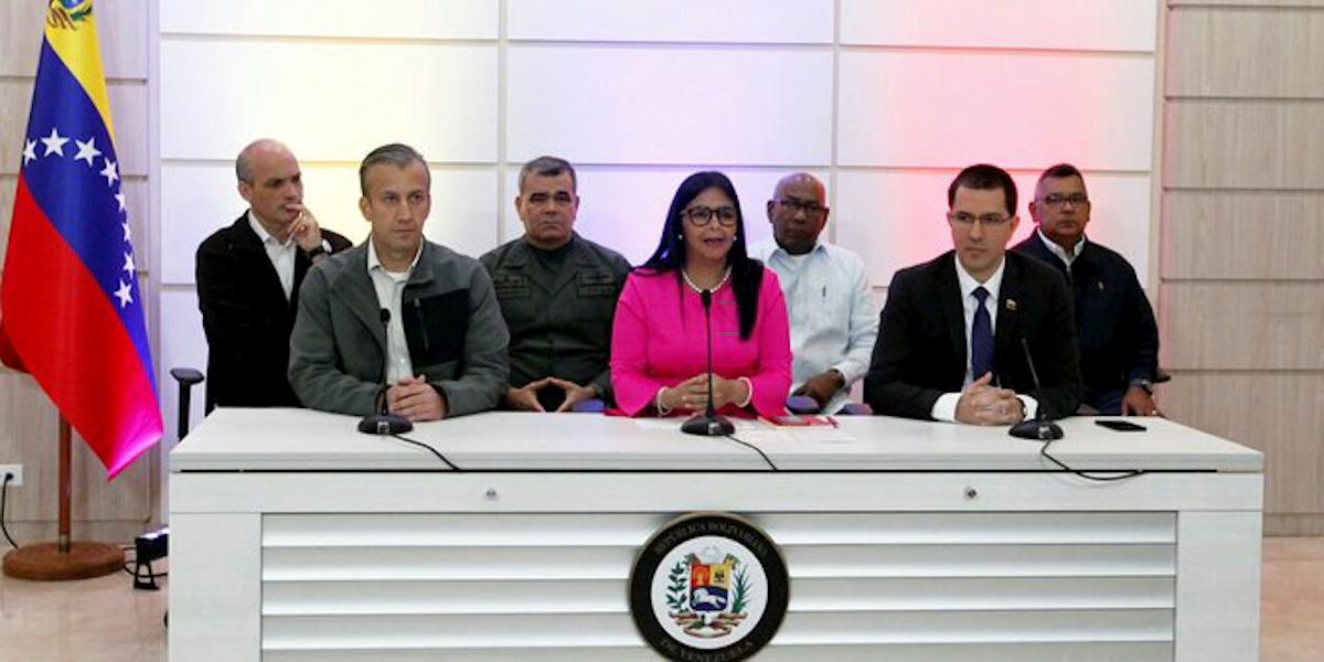 Orden Ejecutiva de EEUU ataca a todo el pueblo de Venezuela
