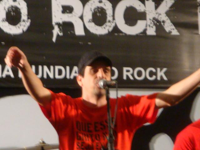 Dia Mundial do Rock SESC - 12/07/2012