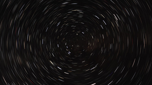 Fake Startrail Guaminí - 22/07/19