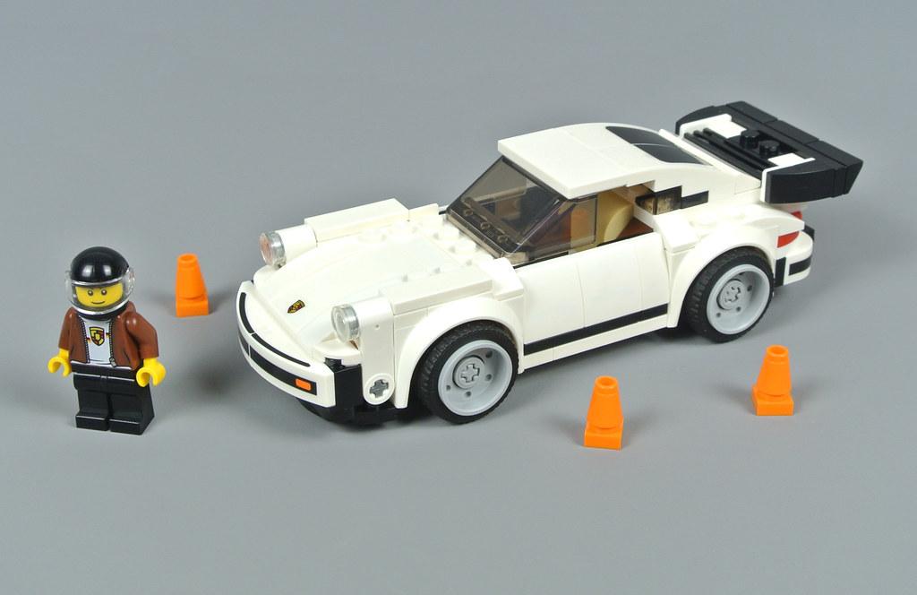 LEGO 75895 Speed Champions 1974 Porsche 911 Turbo Toy Building Kit New FREE POST