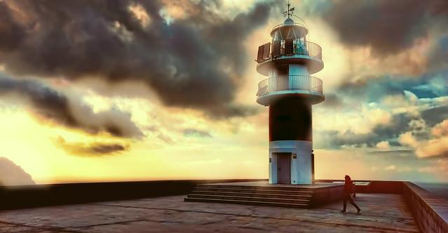 Faro del cabo de Ortegal - Galicia