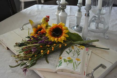 late summer sunflower inspiration