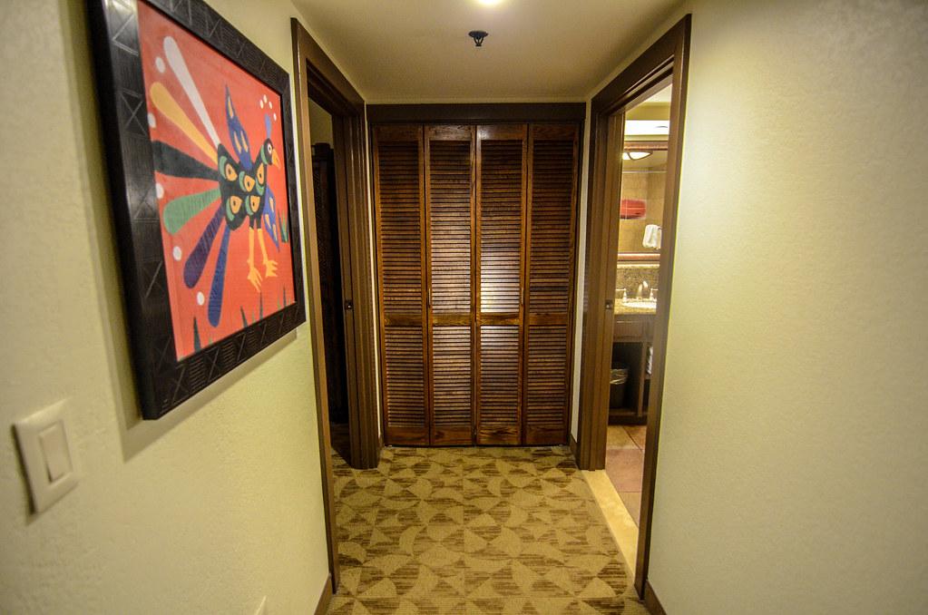 AKL 2-bedroom hallway