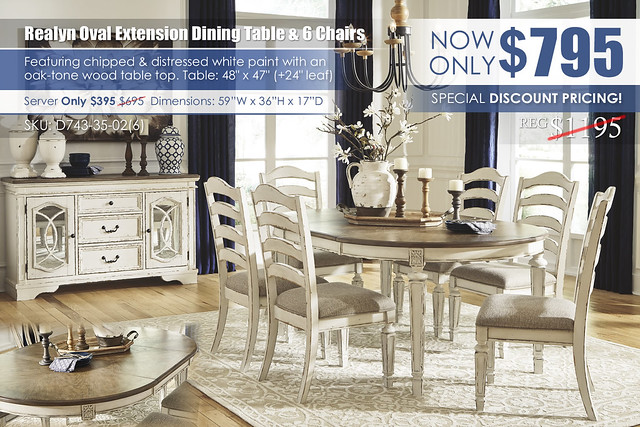Realyn Oval Extension Dining Table & 6 Chairs_D743-35-01(6)-60_ALT2