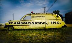 Sick Transmission Ambulance