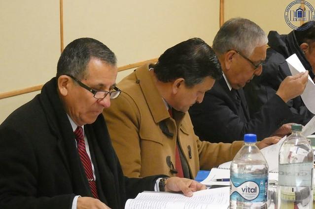 3° Reunión de Pastores Sector N°6