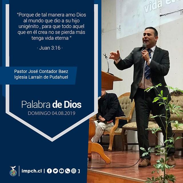 Palabra de Dios | Domingo 04 de agosto 2019