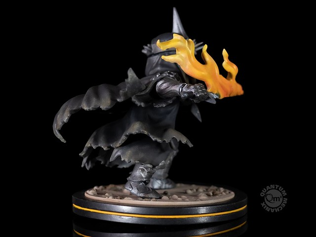 Quantum Mechanix Q-Fig 系列《魔戒》安格馬巫王 Witch-king of Angmar Q-Fig