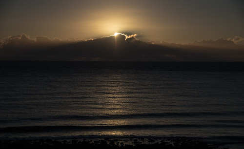 coastal queensland bargara sunrise