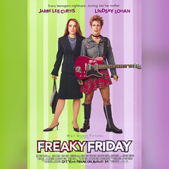 Freaky Friday (2003) 👧➡️⬅️👩 (08/06/19) #lindsaylohan #jamieleecurtis #waltdisneypictures #freakyfriday #freakyfriday2003 #markwatersfilm #movierelease #summer2003