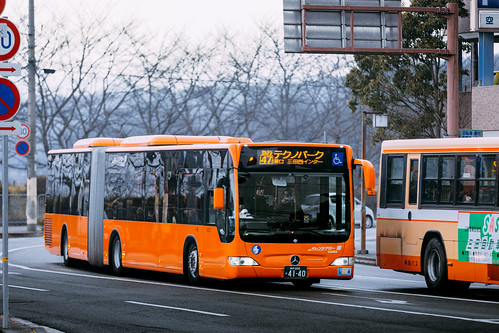Mercedes-Benz Citaro_O530G_Kobe200Ka4140 | by hans-johnson