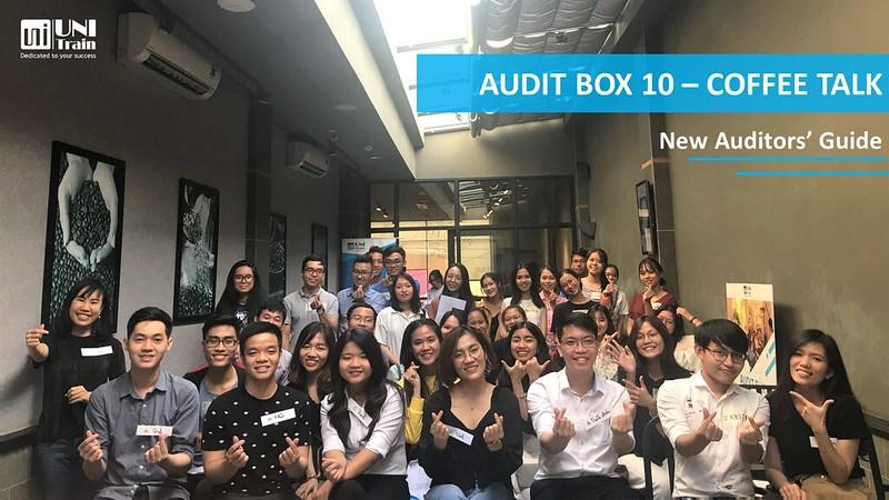 Events - Audit Box 10
