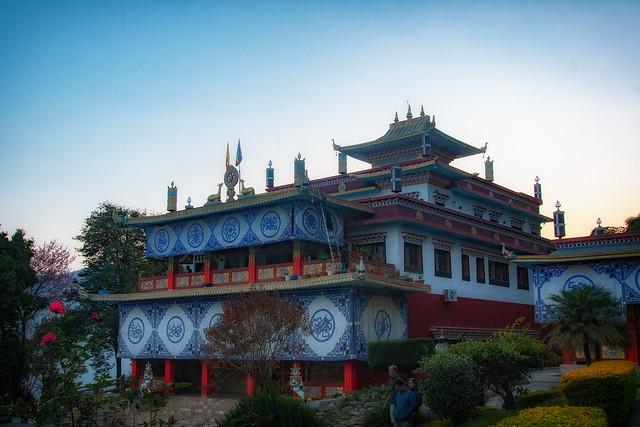 Les Temples du Monastère