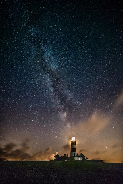 Lighting the Galaxy (EXPLORED)