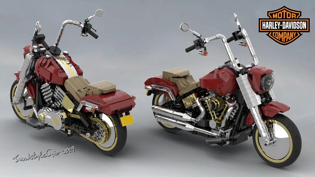 10269 Harley Davidson  final