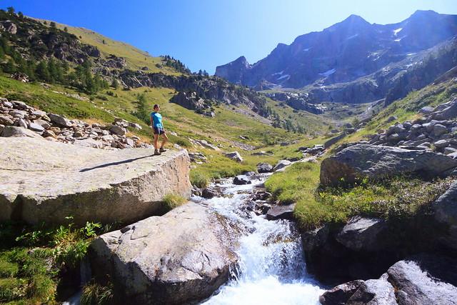 Nelle Alpi Marittime