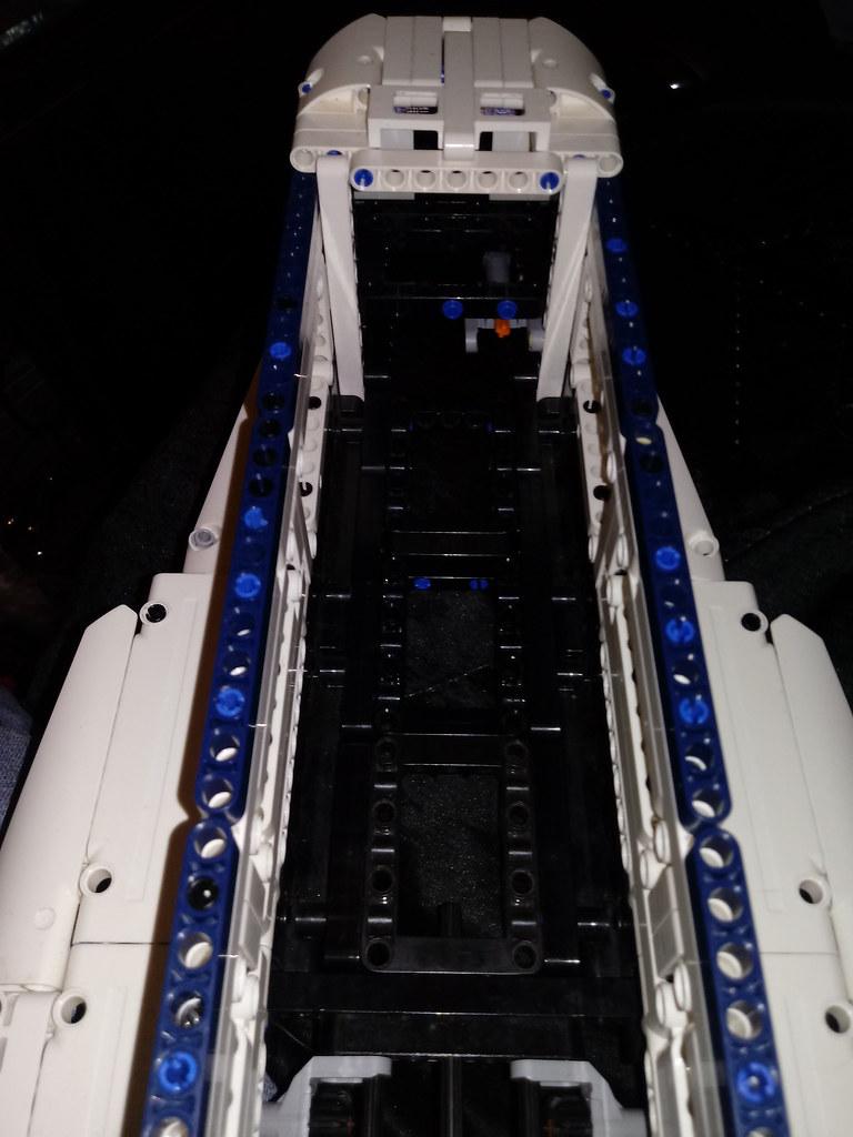 lego technic space shuttle model 4