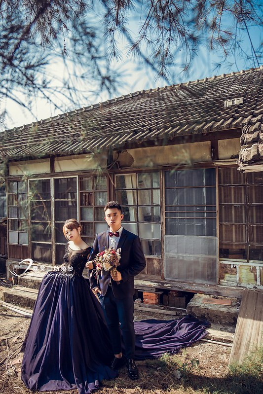 高雄自助婚紗推薦愛意婚紗1519