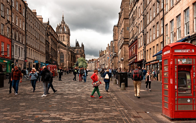 Edinburgh / High Street