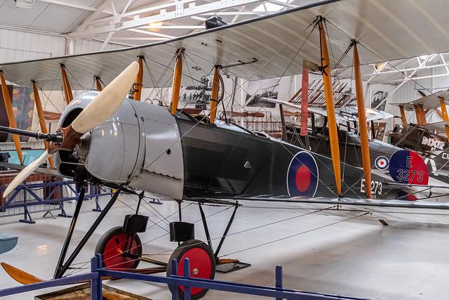Avro 504K E3273 / G-ADEV