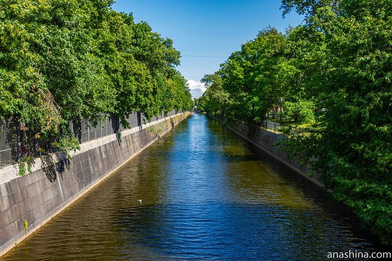 Обводный канал, Кронштадт