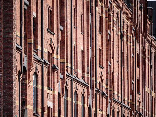 Hamburg: warehouses